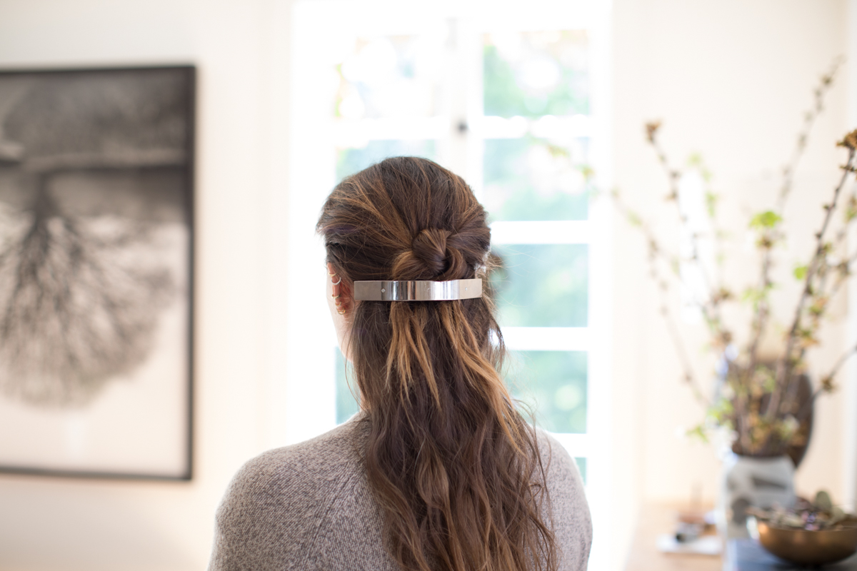 How to Style Sylvain Le Hen Hair Accessories 3