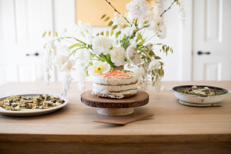 A Healthful Easter Lunch Menu by Pamela Salzman
