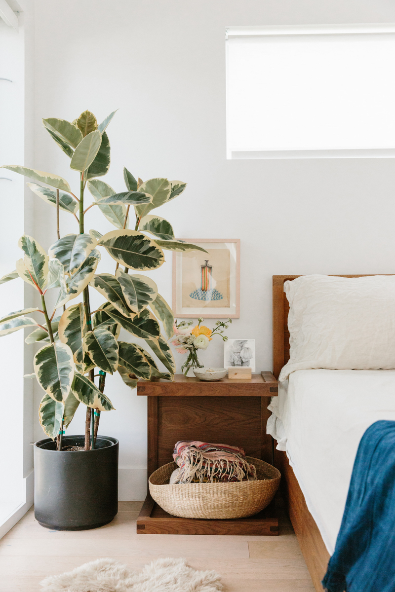 Inside the Sunny West Los Angeles Home of Kristina Meltzer