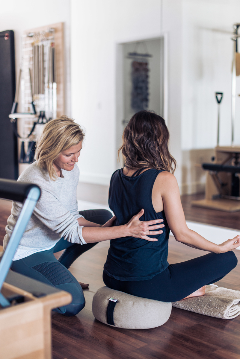 Physical Therapist Allison Oswald's Tips for Mothers