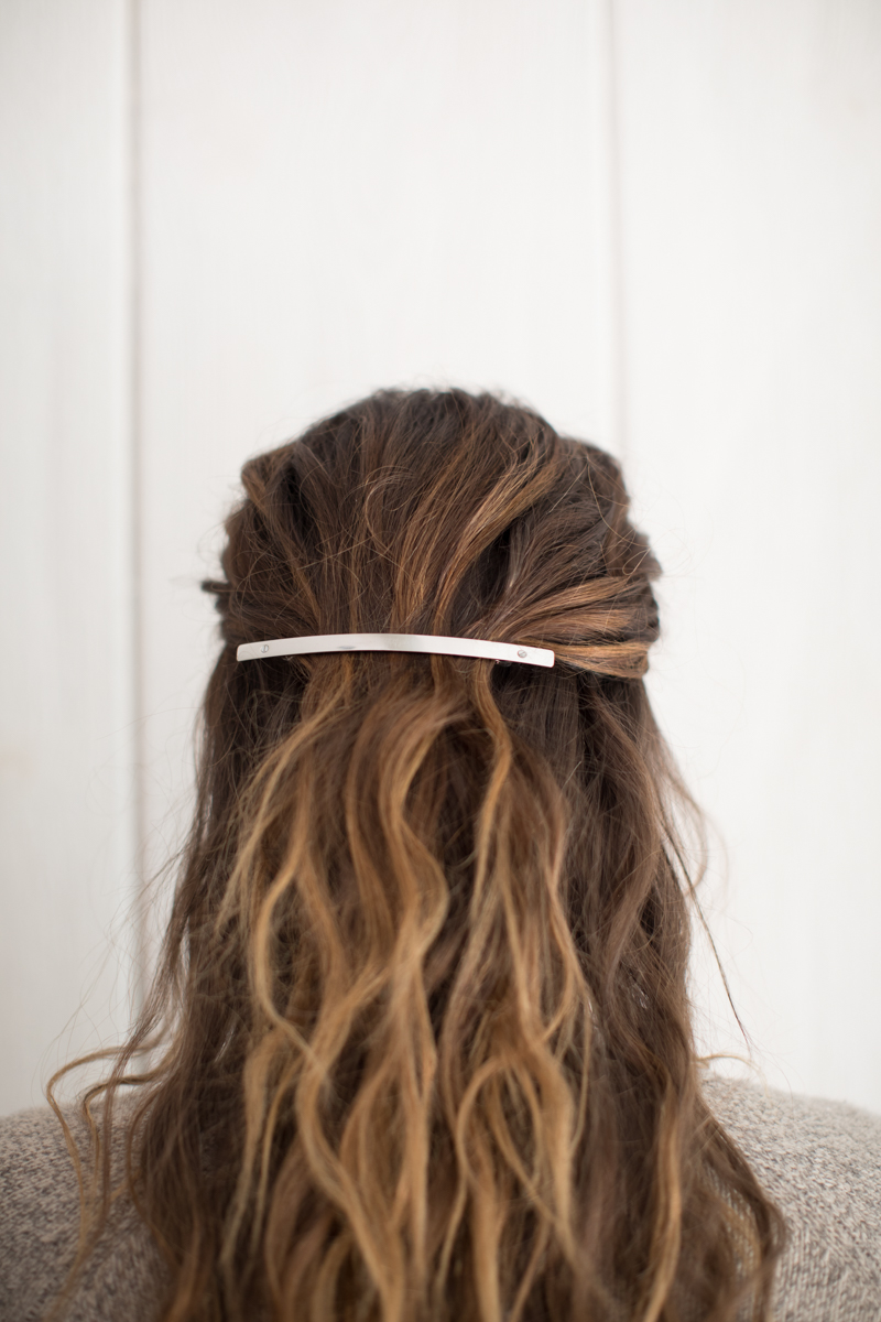 How to Style Sylvain Le Hen Hair Accessories
