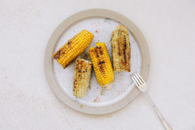 Jeremy Fox's Grilled Corn on the Cob