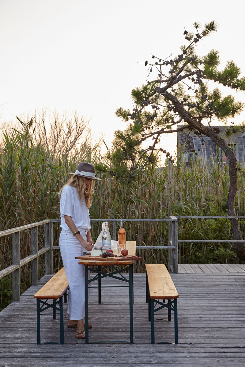 A Tour of Ann Stephenson's Historic Fire Island A-Frame