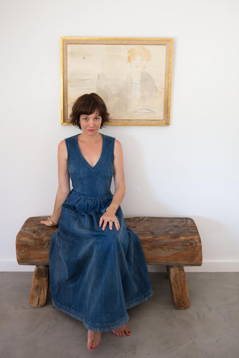 A Tour of Natasha Gregson Wagner's Ojai Home