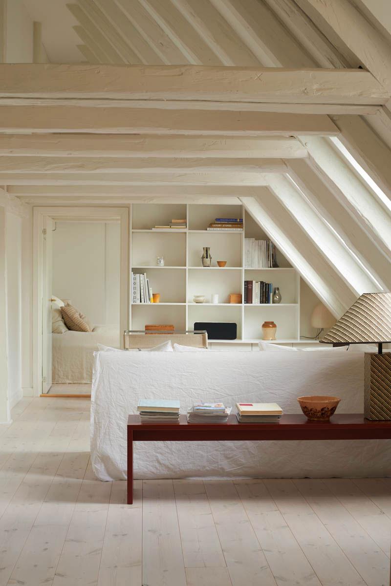 Inside Caroline Feiffer's Light-Filled Copenhagen Apartment
