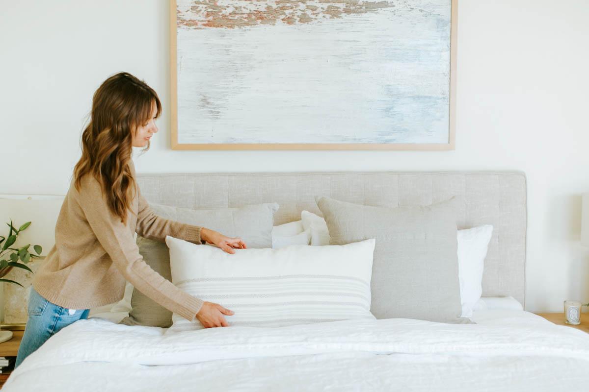 Inside Blogger Camille Styles' Mediterranean-Inspired Home 0
