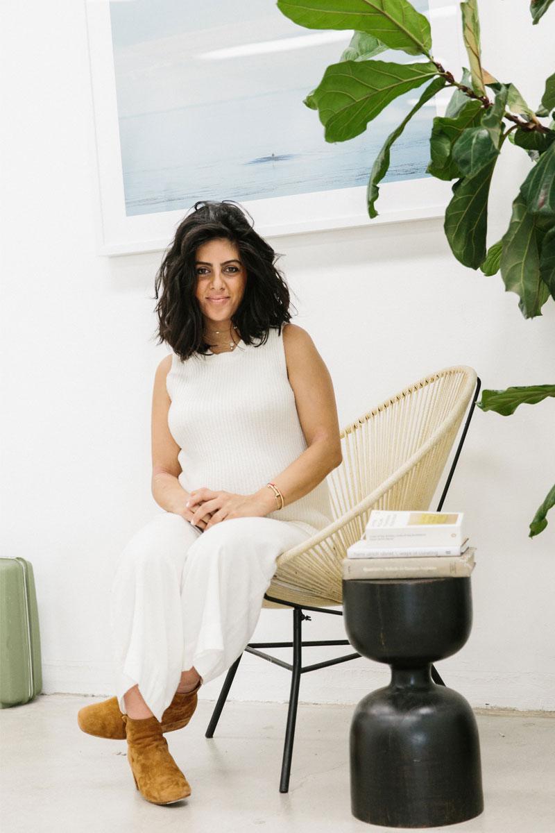 A Studio Visit with Tappan Co-Founder Chelsea Neman Nassib