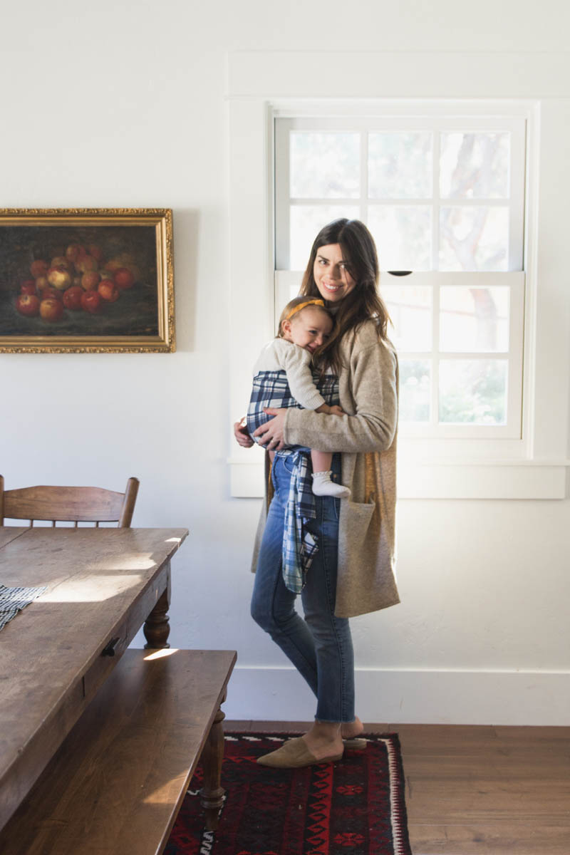 At Home with Solly Baby's Elle Rowley