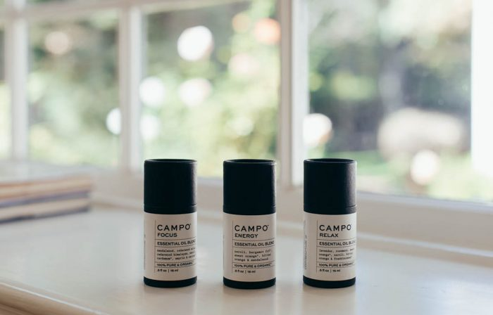 Campo Beauty's Next Generation Aromatherapy