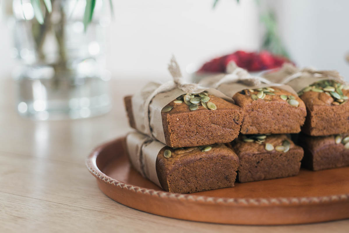 Pamela Salzman's Vegetarian Spin on Thanksgiving Staples 0