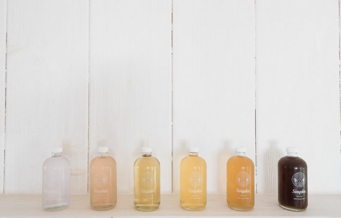 Traci Donat's Nourishing Herbal Plant Tonics