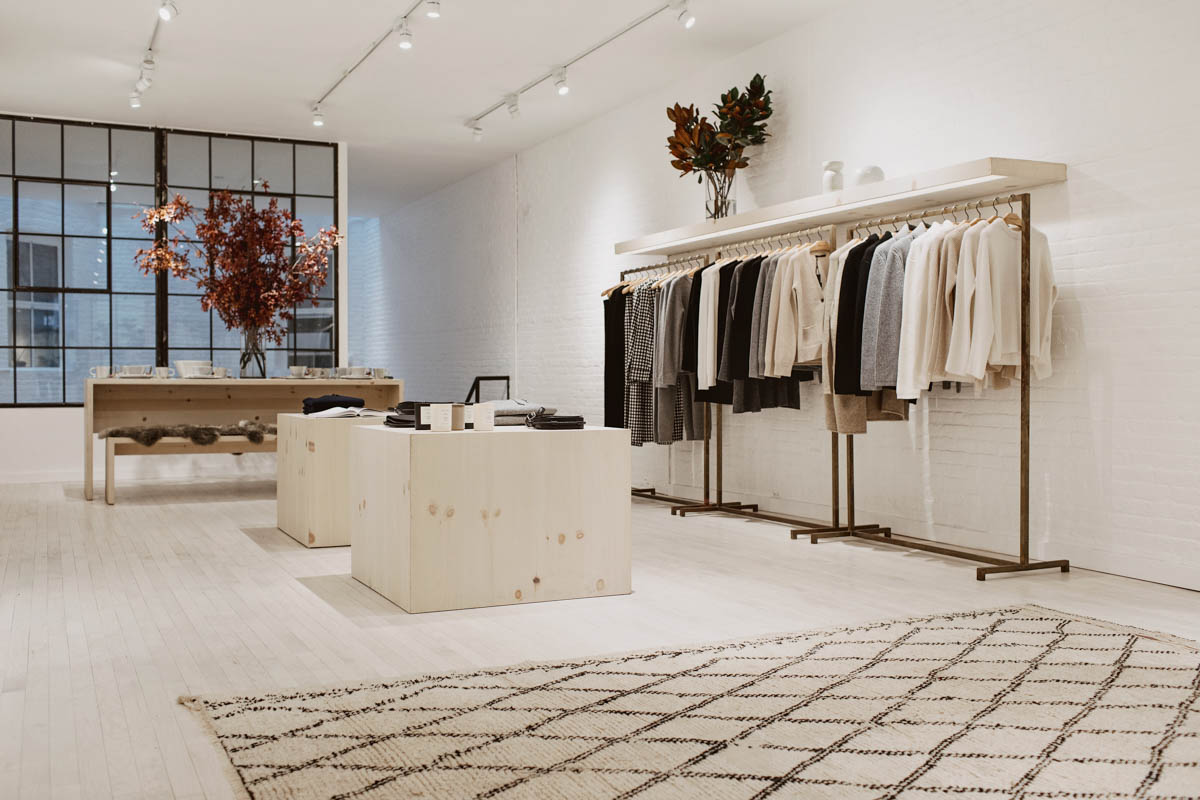 A Tour of Our Newest Store in Tribeca 0