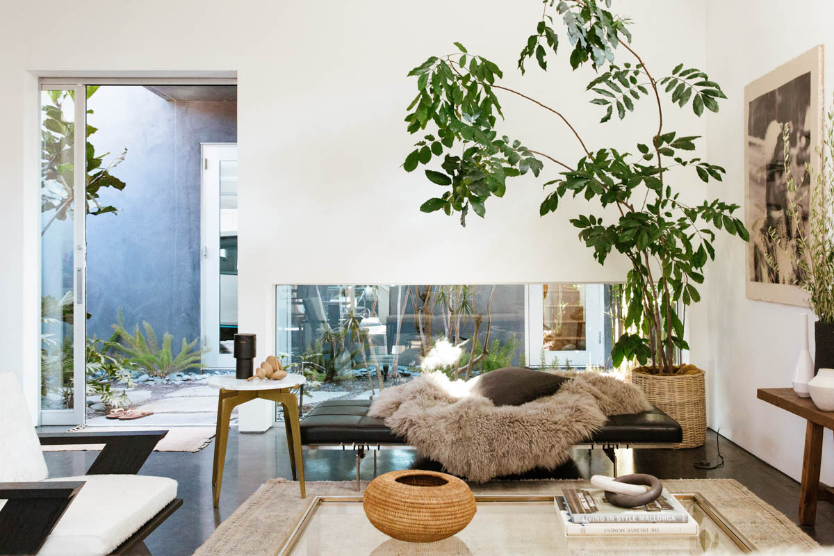 At Home in Venice Beach with Designer Marysia Dobrzanska Reeves 0