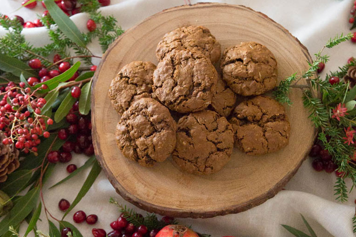 In the Veggie Kitchen: Lori Stern's Holiday Cookies 7
