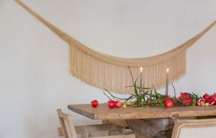 In the Veggie Kitchen: Setting the Holiday Table