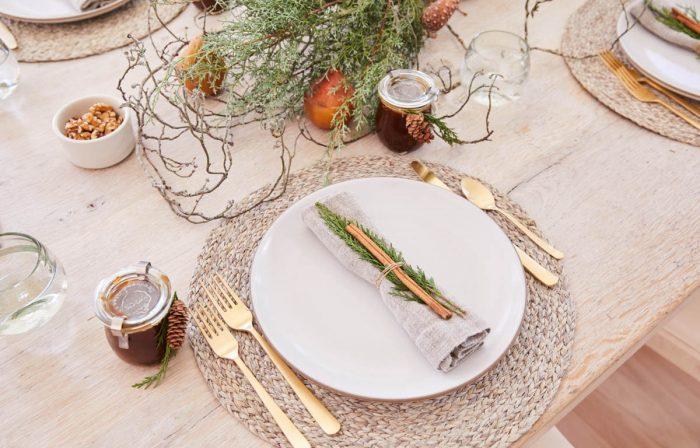 Setting the Holiday Table: Inside Jenni's Lake Tahoe Home