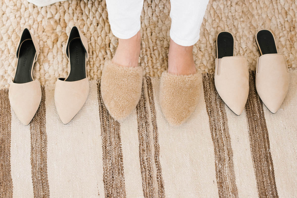 Best Foot Forward: New in Shoes