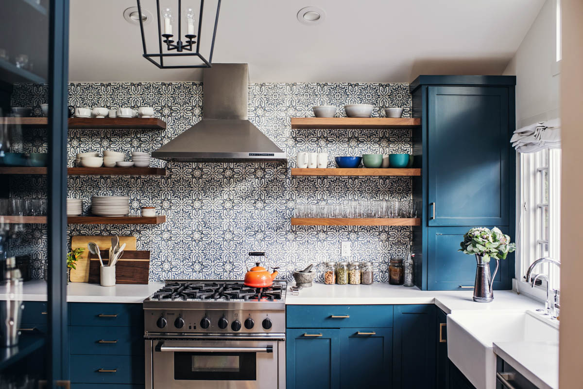 Christina Mace-Turner's Contemporary Mill Valley Cottage 9