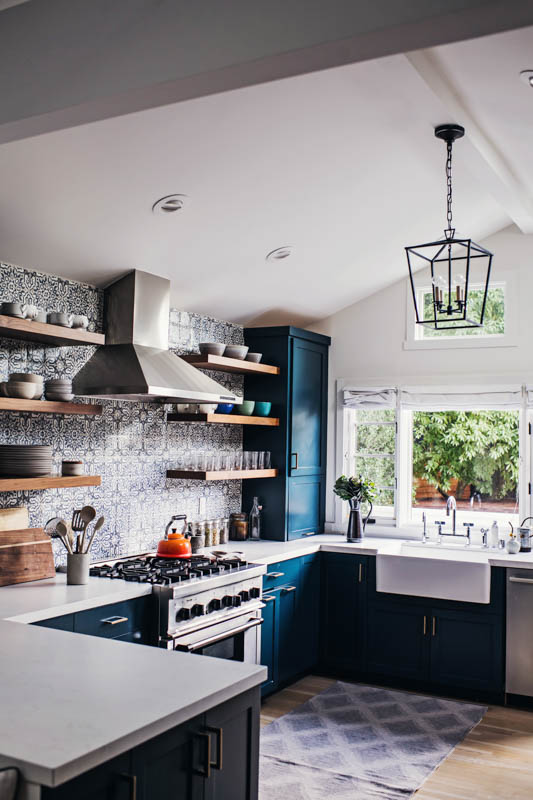 Christina Mace-Turner's Contemporary Mill Valley Cottage