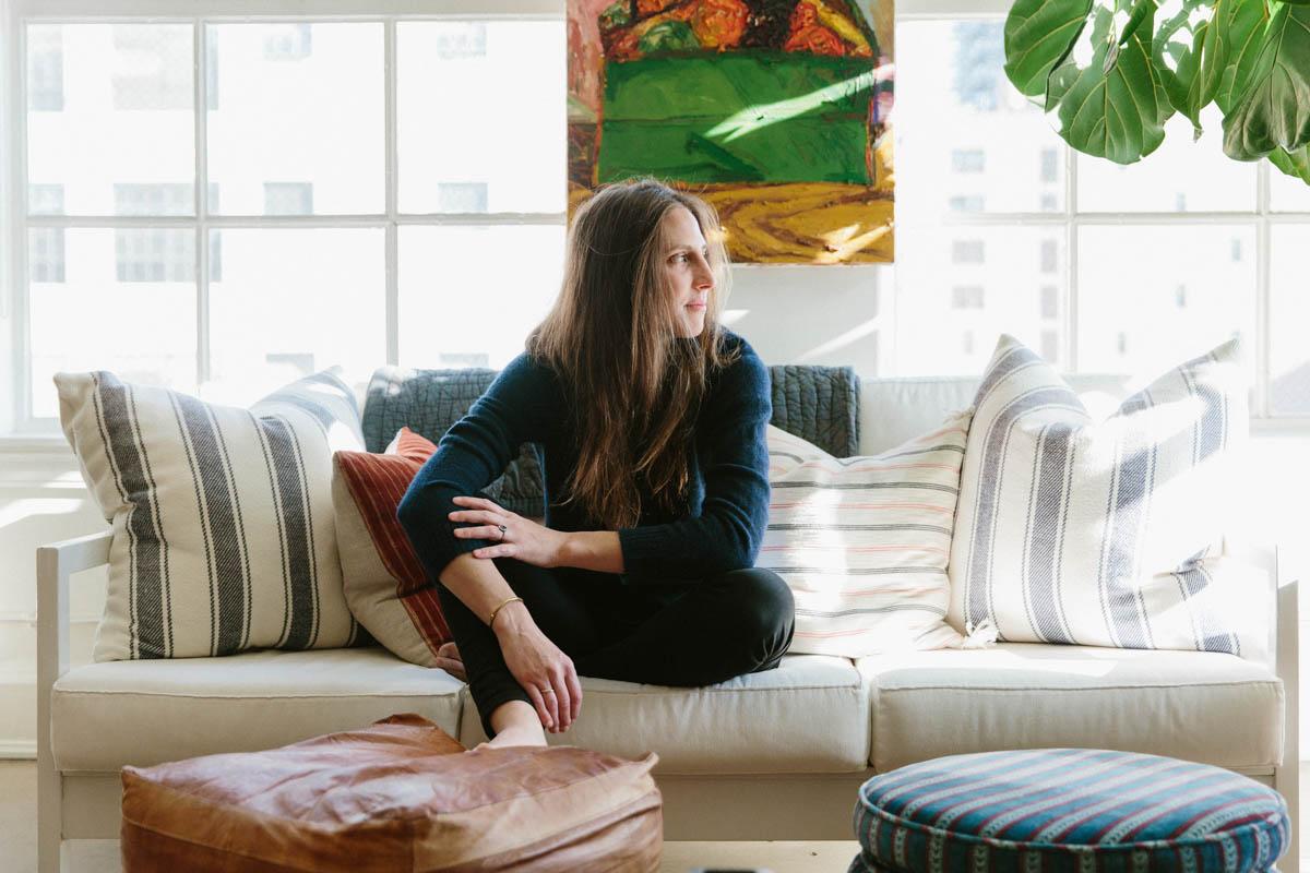 Ruth De Jong on Wardrobe as a Sense of Place