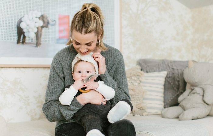 Whitney Port on Motherhood, Comfort, & Vulnerability