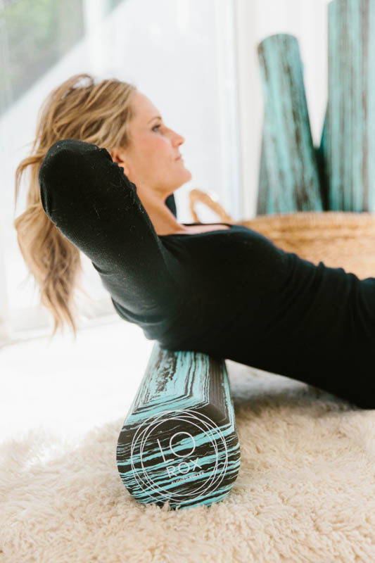The January Wellness Survey with Lauren Roxburgh