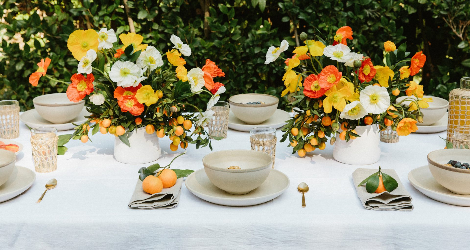 A Springtime Breakfast with Annie Campbell