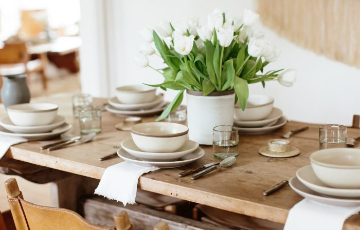The Modern Art of Setting a Table