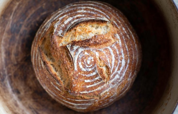 Breaking (& Making) Bread with Women's Heritage