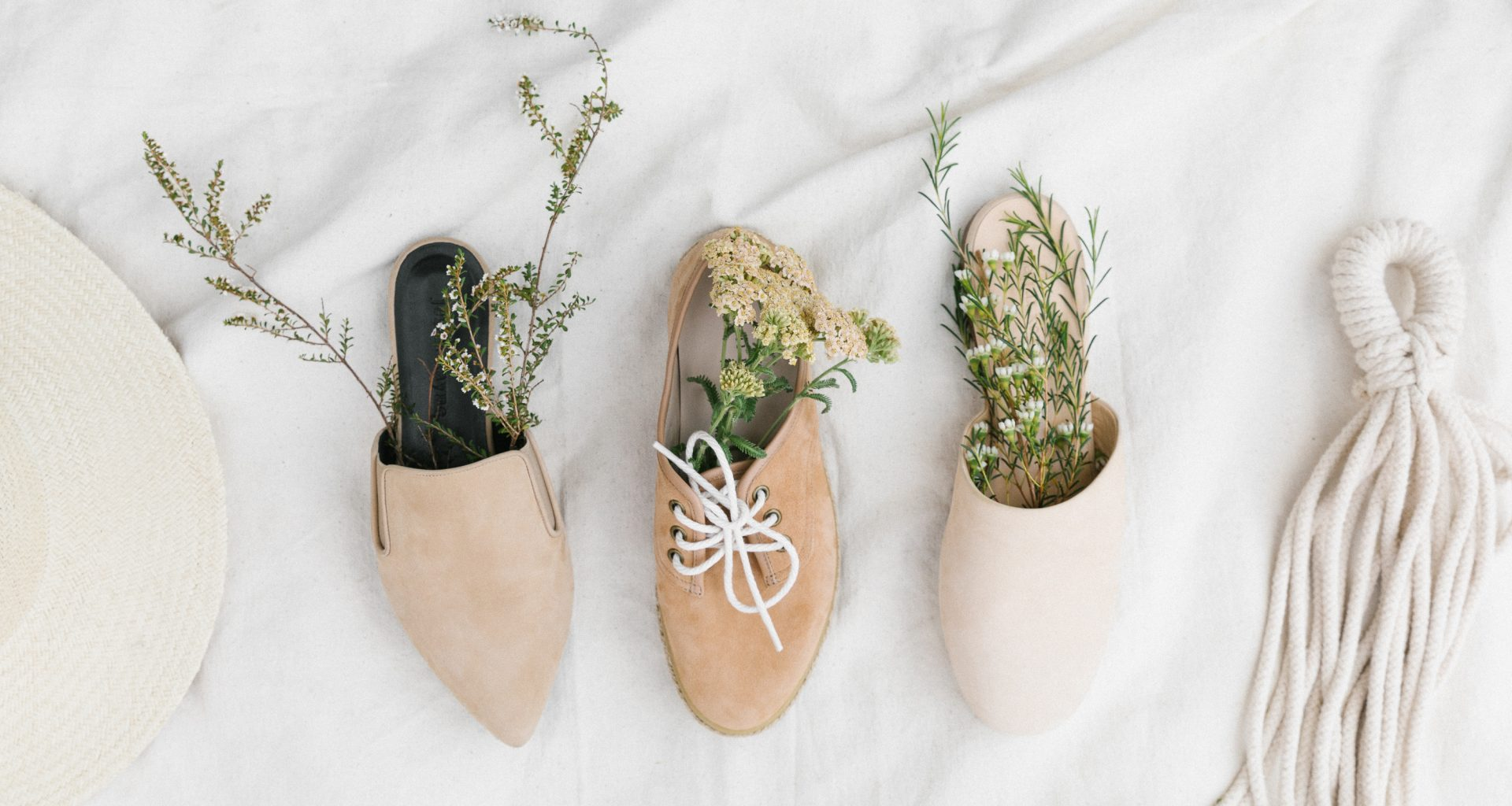 Summer Shoes & How to Wear Them
