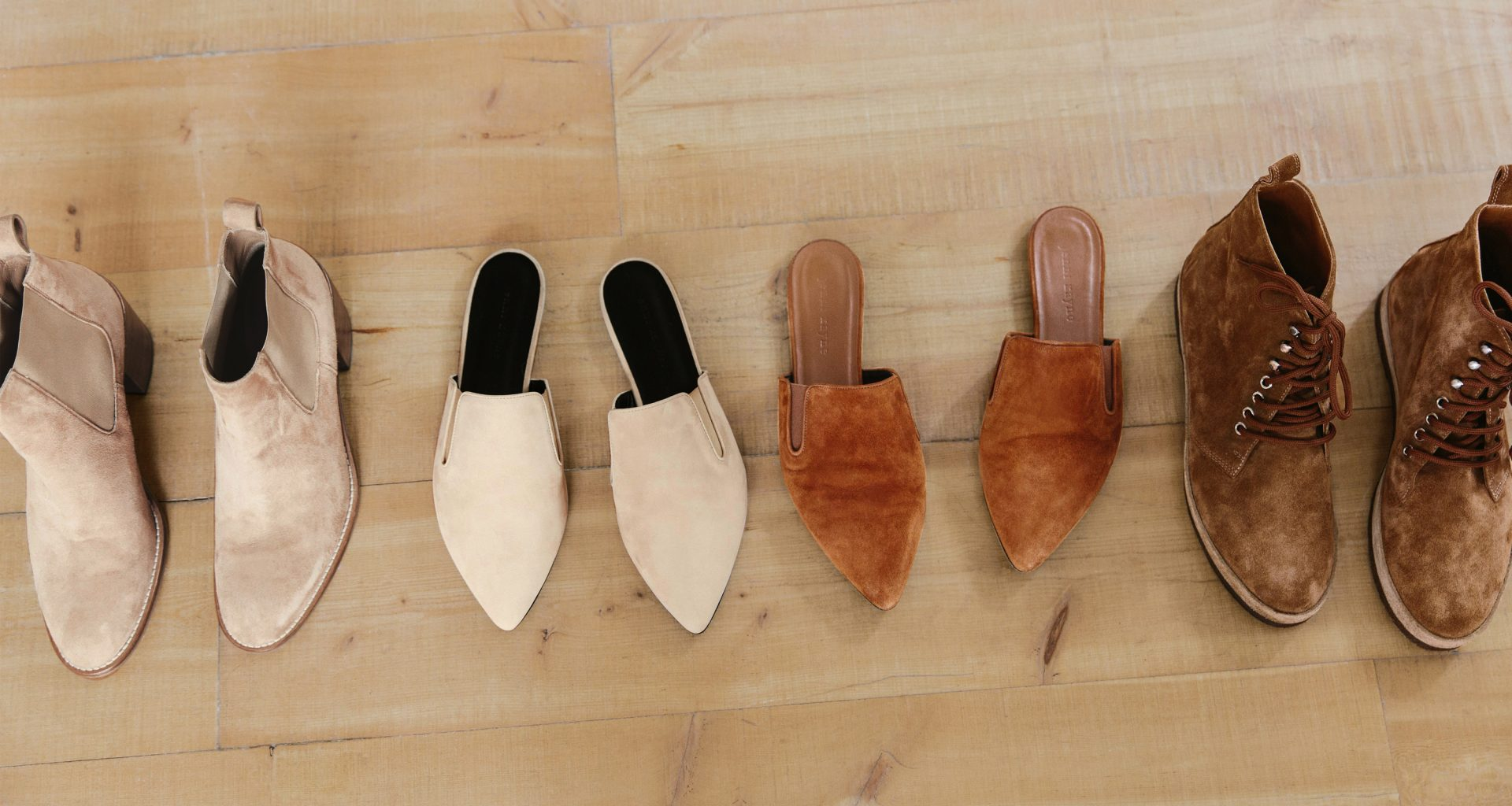 Step Into Fall: New Shoes Are Here