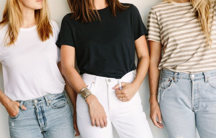 Making the Case For Basics: Your Dream Tees & Sweatshirts