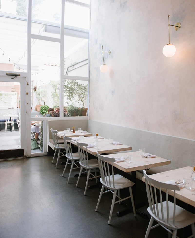 At Botanica, Meals Come with a Conscience