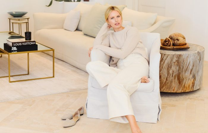 Karolina Kurkova on 20 Years in Fashion