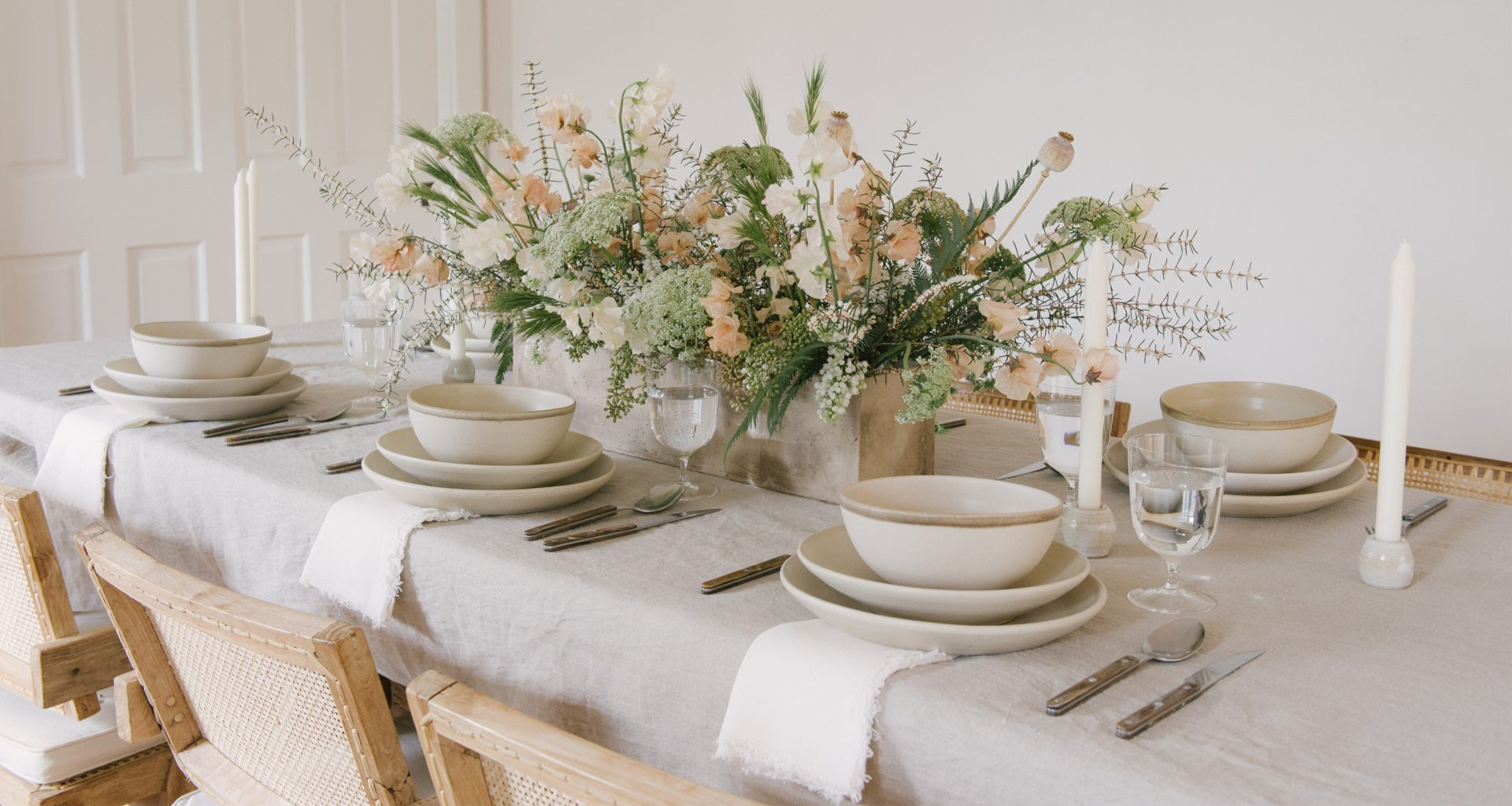 Find Your Entertaining Uniform to Set the Perfect Table, Every Time