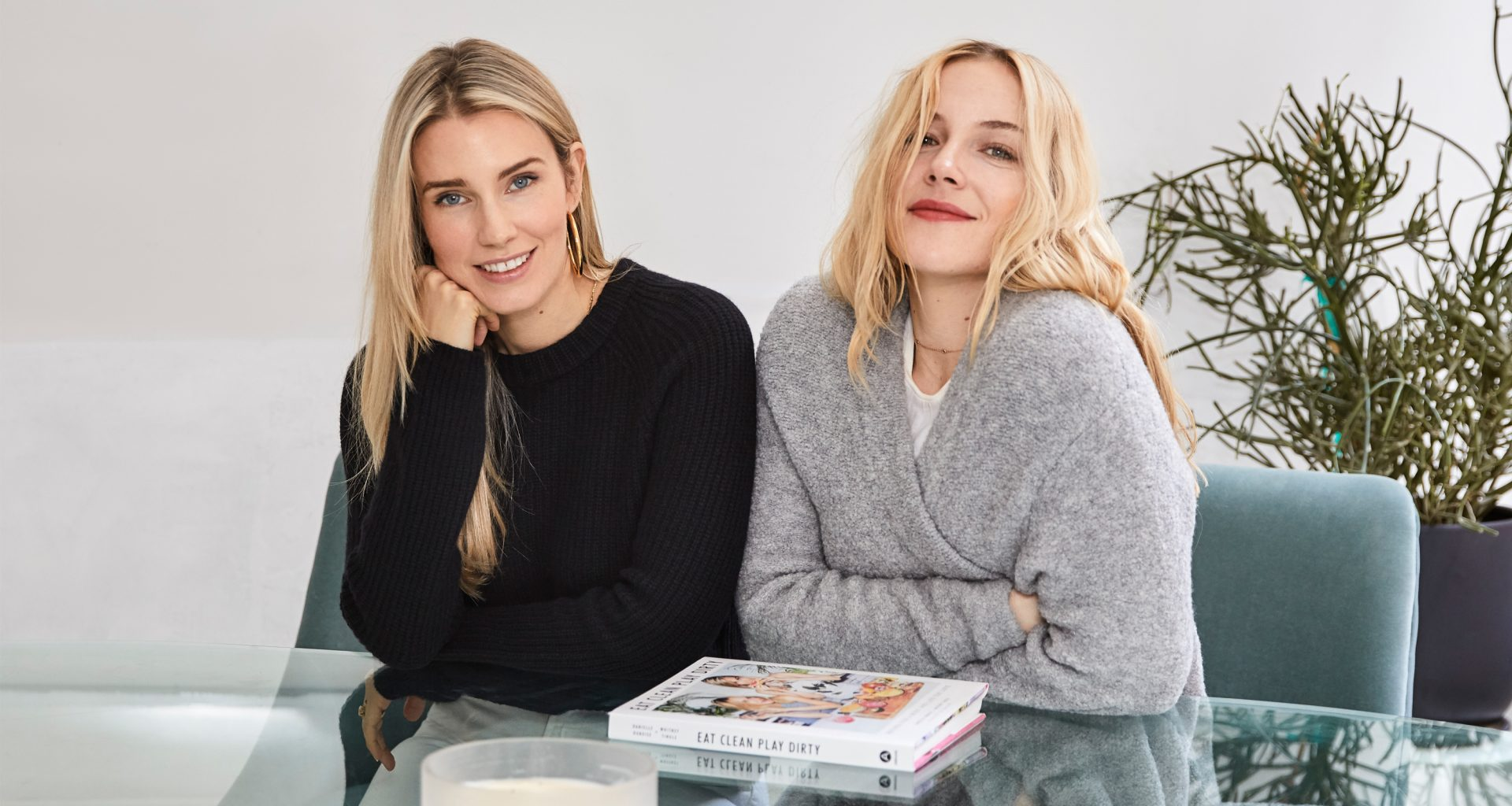 Sakara's Whitney Tingle & Danielle Duboise on the No-Diet Diet