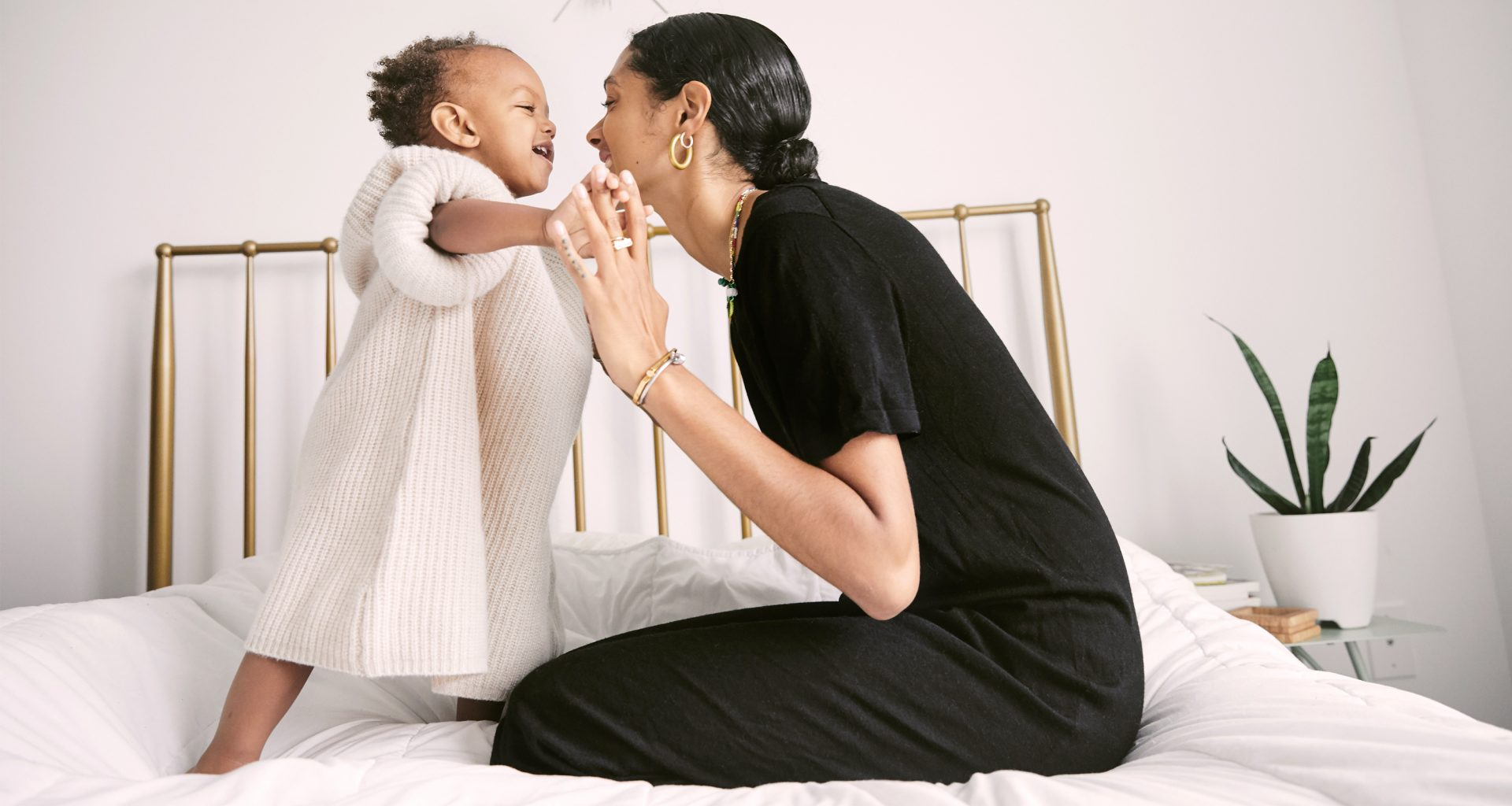 Model Motherhood with Jaycina Almond