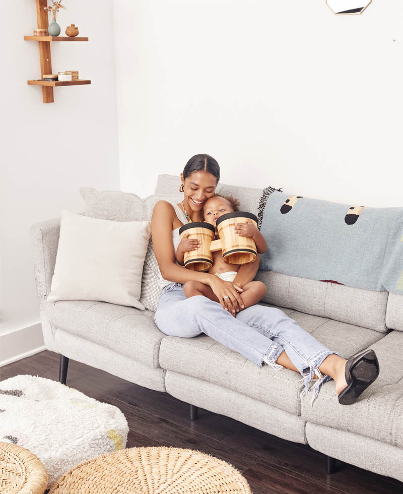 Model Motherhood with Jaycina Almond