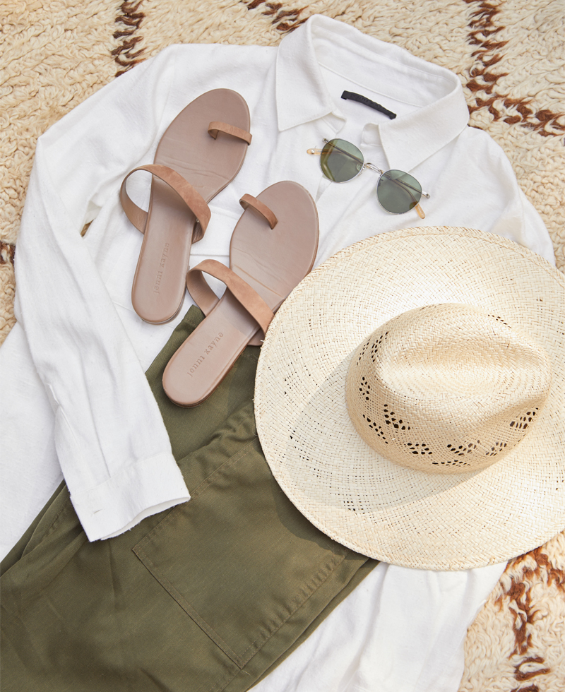 What We're Wearing: The Palms Hat