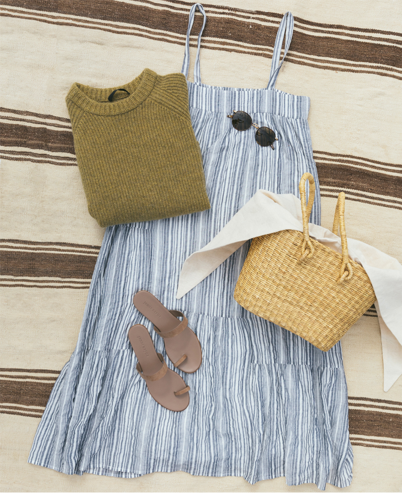 Your Summer Vacation Dress and How to Wear It