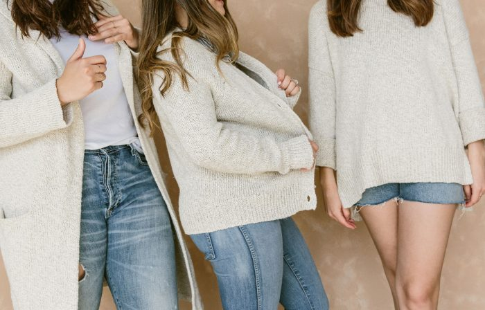 The Sweater You'll Wear All Summer