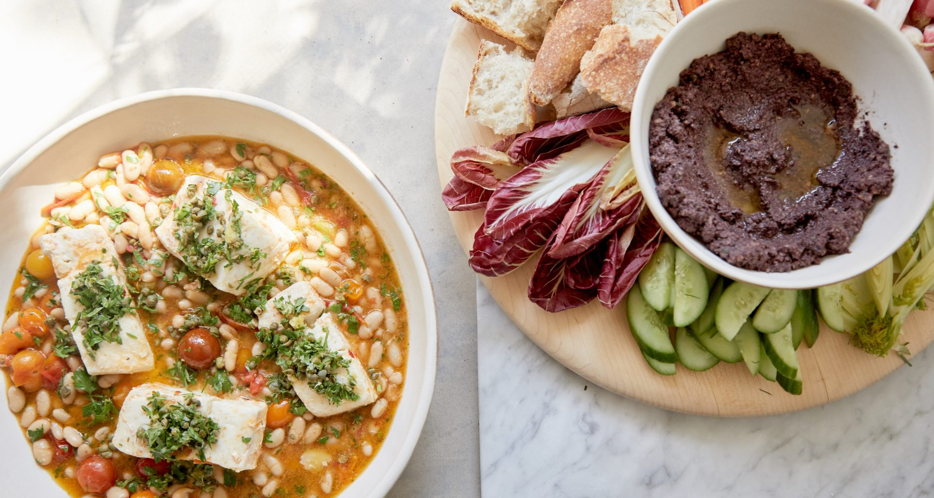 This Perfect Dinner Menu Makes the Most of Summer's Best Produce