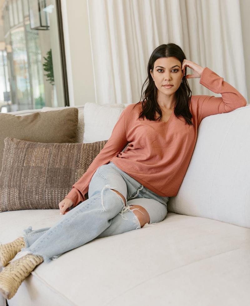 Living Well with Kourtney Kardashian
