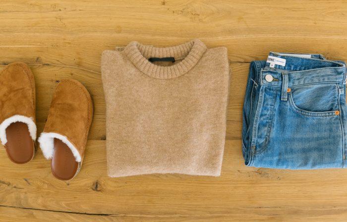 Jenni's Fall Capsule Wardrobe