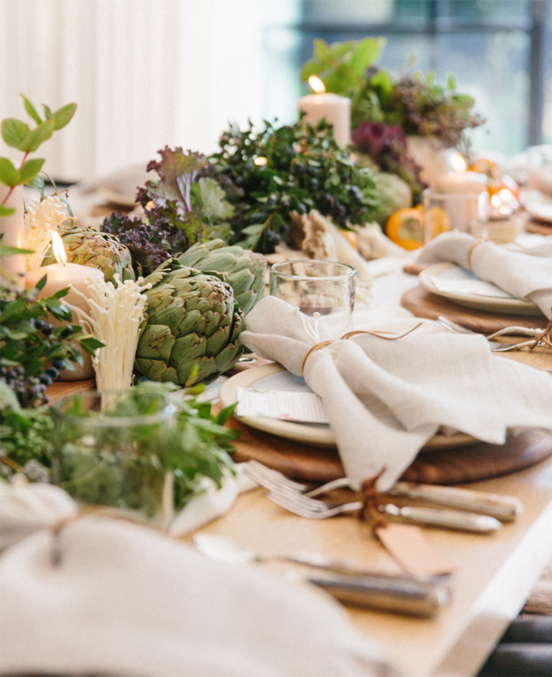 7 Tablescapes to Try This Thanksgiving