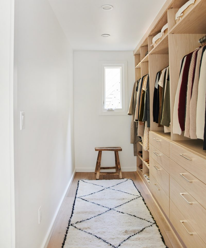 New Year, New Closet: How Jenni Conquers the Wardrobe Cleanout