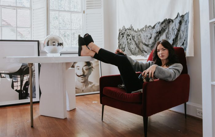 Inside Atlanta-Based Artist Kristen Giorgi's Creative Haven