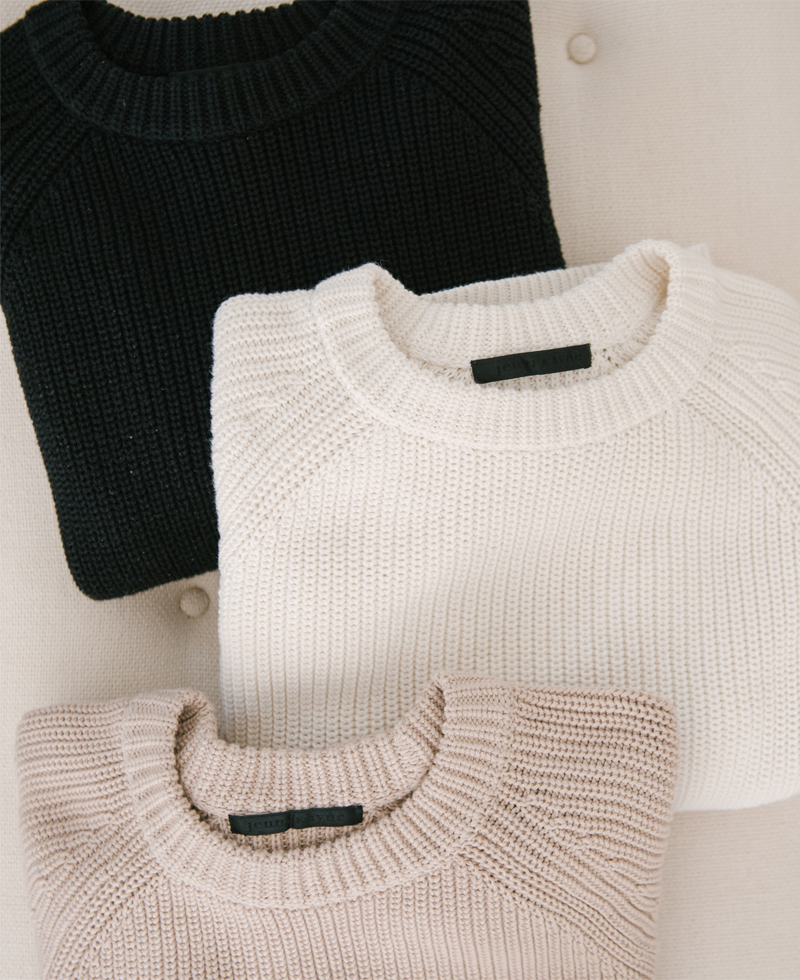 The All-Season Sweater We're Wearing with Everything