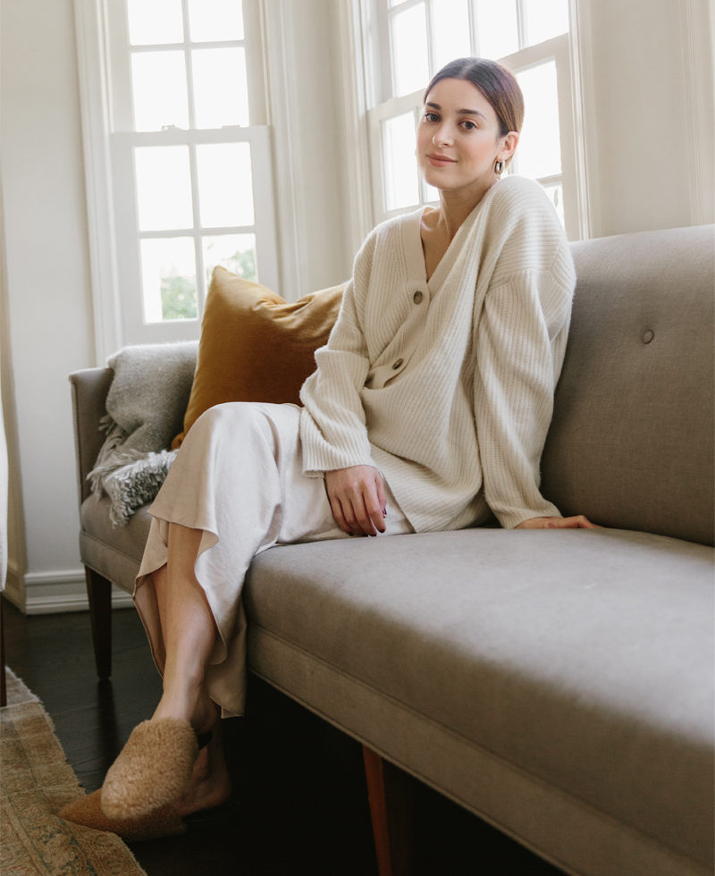 Jamie Mizrahi's Empowered Approach to Getting Dressed