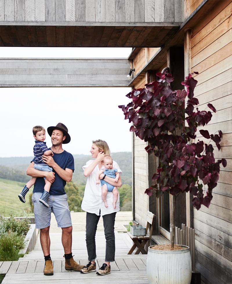 This Australian Farmhouse is an Architectural Wonder